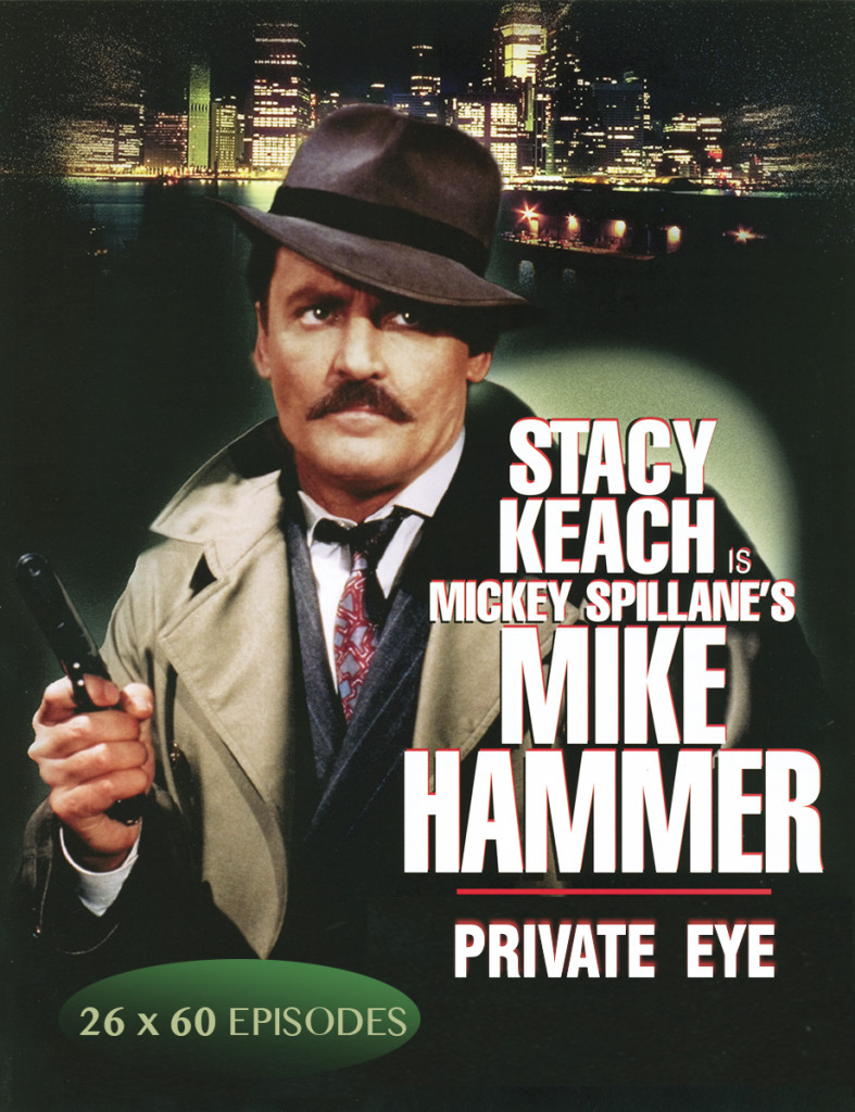 Mike Hammer GC6ZN50 3 Great Detectives Mike Hammer Traditional Cache in